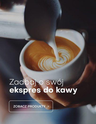 Zadbaj o swój ekspres do kawy
