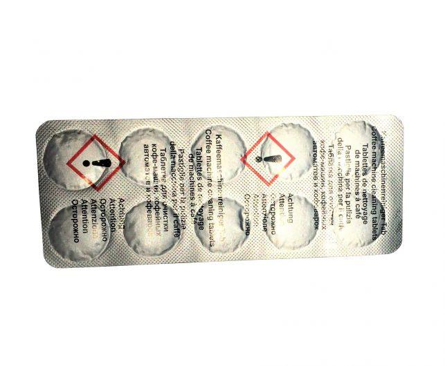 Tabletki czyszczące do ekspresów JURA SAECO BOSH 10szt.