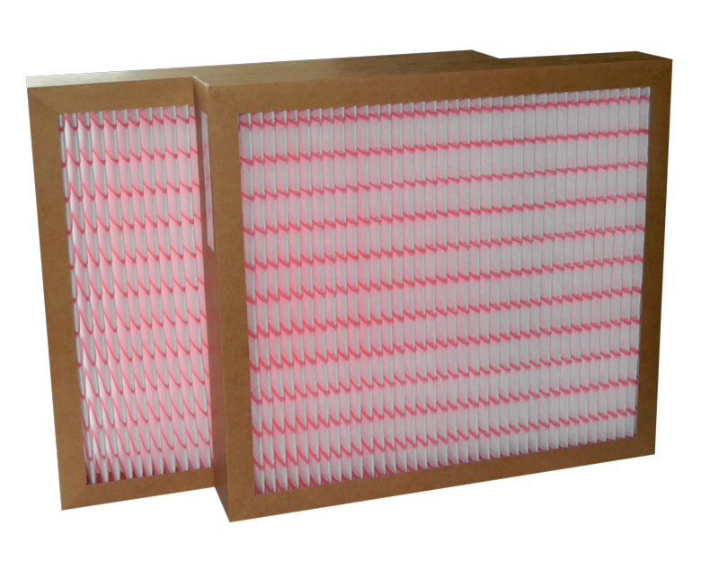 Filtry EU7 do KOMFOVENT KOMPAKT OKT 3000P 4000P (480x450x96)