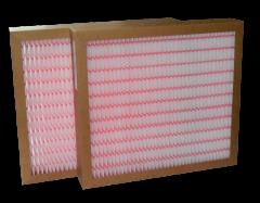 Filtry EU7 do KOMFOVENT DOMEKT REGO 250P/ 400P oraz DOMEKT R 250F / 400F (278x258x46) ramka kartonowa