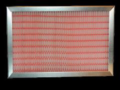 Filtr F7 do ACETEC  A100 (400x205x48) ramka metalowa