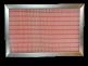 Filtr F7 do ACETEC  A200 (540x305x48) ramka metalowa