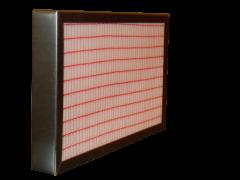 Filtr F7 do SALDA RIS 400P EKO (300x220x46) ramka metalowa