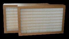 Filtry EU5 do KOMFOVENT DOMEKT RECU 300 V / 450 V (300x200x46) ramka kartonowa