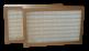 Filtry EU5 do KOMFOVENT KOMPAKT RECU 400 H/V. DOMEK-P-400 H/V (300x195x46)