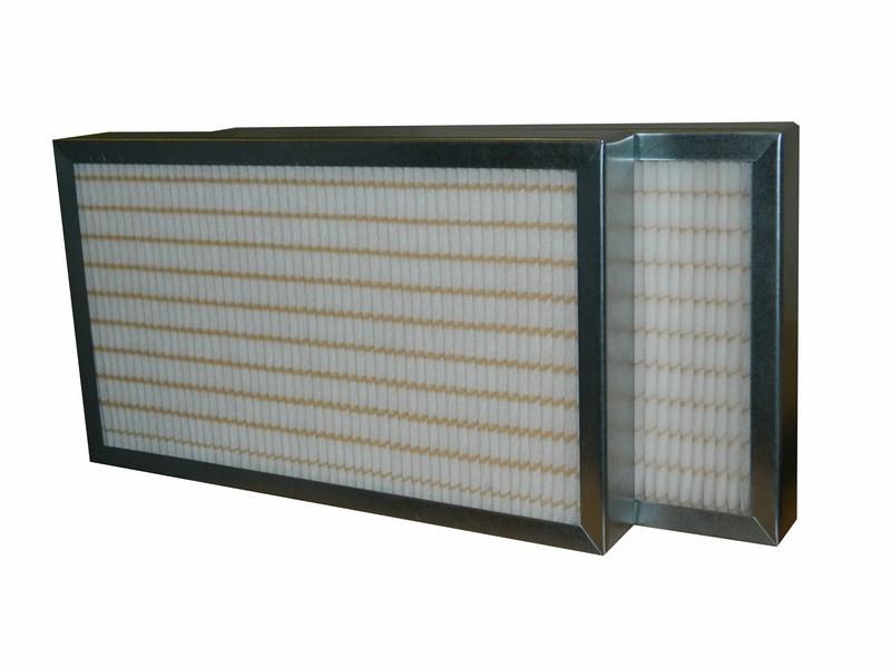 Filtry EU5 do KOMFOVENT DOMEKT RECU 300 V /450 V (300x200x46) ramka metalowa