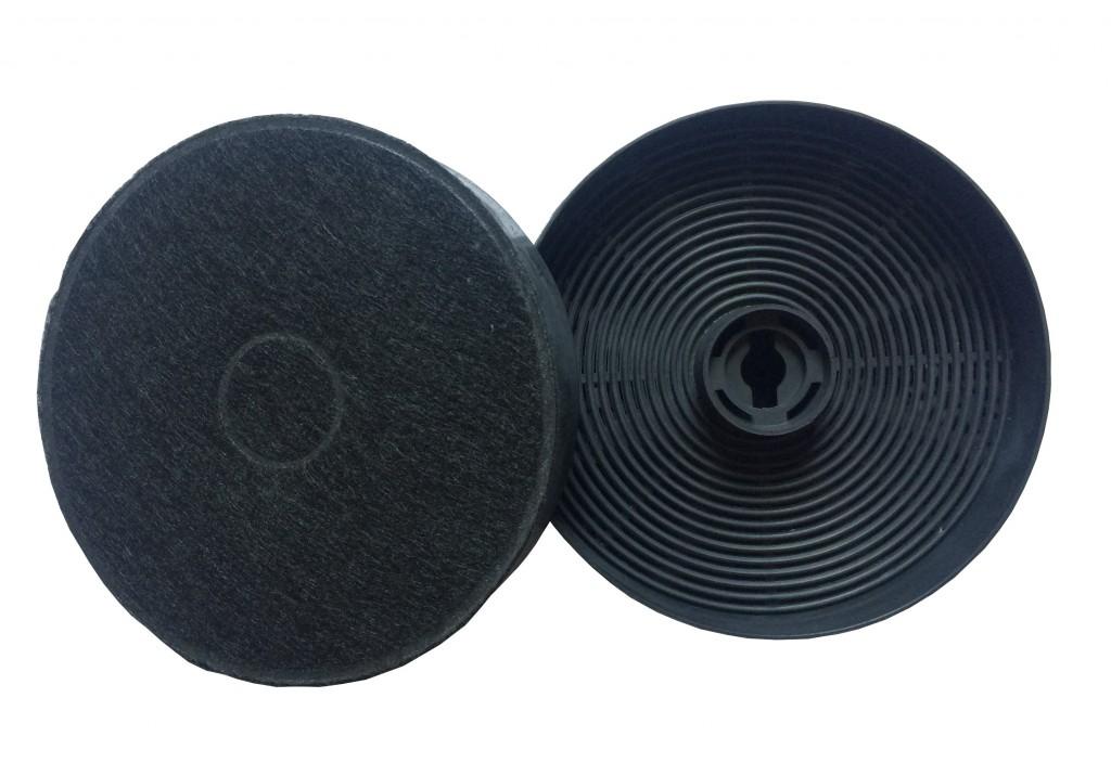 Filtr węglowy okapu kuchennego KERNAU, GORENJE, AEG, ELECTROLUX FWK-130/GPZ (2 szt.)