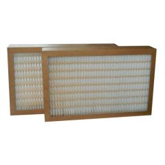 Filtry EU5 do KOMFOVENT KOMPAKT RECU 400 (290x195x46) ramka kartonowa